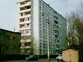 Остекление балконов серии ii-49.