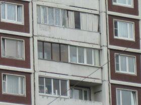 Теплое остекление балконов и лоджий в копэ.