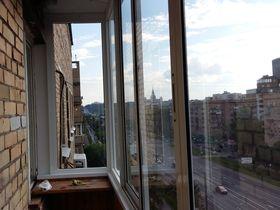 Экологичный профиль для остекления балкона