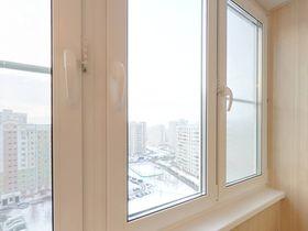 Остекление балкона КВЕ. Скидки до 20%