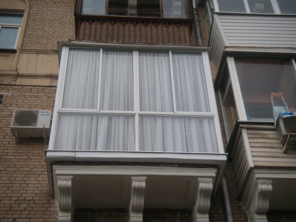 Идеи ремонта балконов в сталинках, цены от производителя (ар.