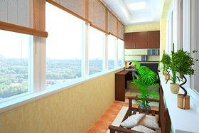 Остекление и ремонт балконов под ключ в Москве и Московской области