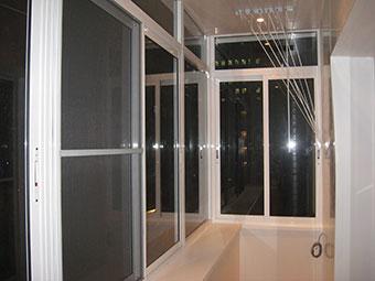 Остекление балкона Проведал