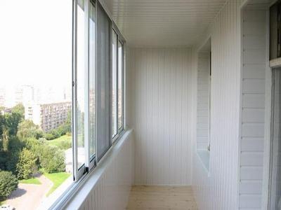 Хочу застеклить балкон