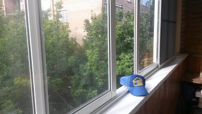 Отзывы о холодном алюминиевом остекление балконов и лоджий: .
