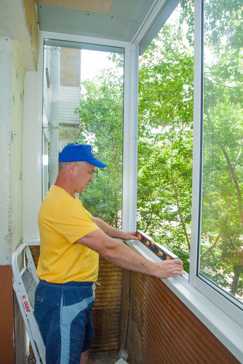 Остекление балконов и лоджий недорого цена в москве от.